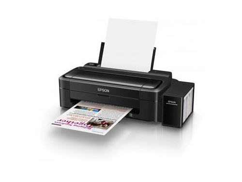 Струйный цветной принтер EPSON L132, вид 4