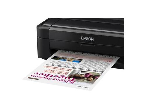 Струйный цветной принтер EPSON L132, вид 5