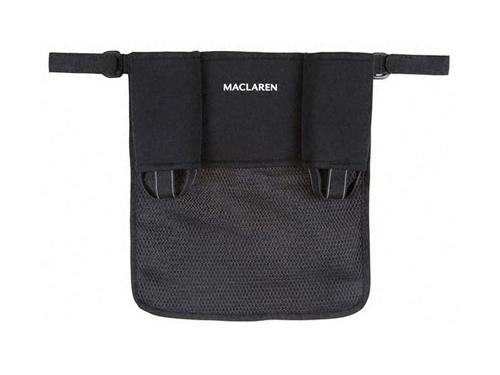 Аксессуар к коляске Maclaren (органайзер), черный, вид 2
