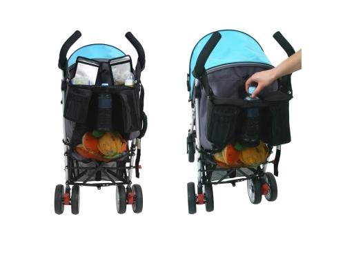 Аксессуар к коляске Valco baby Stroller Caddy, (сумка-пенал), вид 2