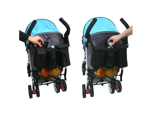 Аксессуар к коляске Valco baby Stroller Caddy, (сумка-пенал), вид 3