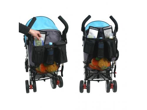 Аксессуар к коляске Valco baby Stroller Caddy, (сумка-пенал), вид 1