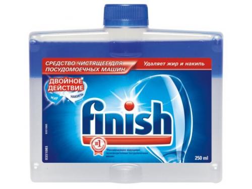 Аксессуар к бытовой технике Обезжириватель для посудомоечных машин Finish д/DW 250 мл., вид 1