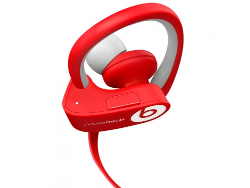 Гарнитура bluetooth Beats Powerbeats2 Wireless, красная, вид 6