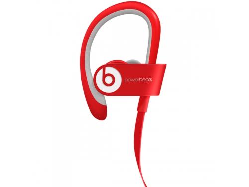 Гарнитура bluetooth Beats Powerbeats2 Wireless, красная, вид 2