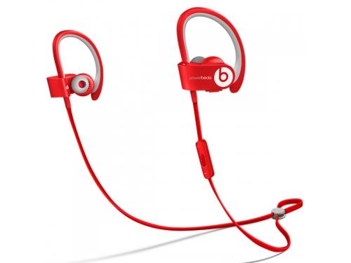 Гарнитура bluetooth Beats Powerbeats2 Wireless, красная, вид 1