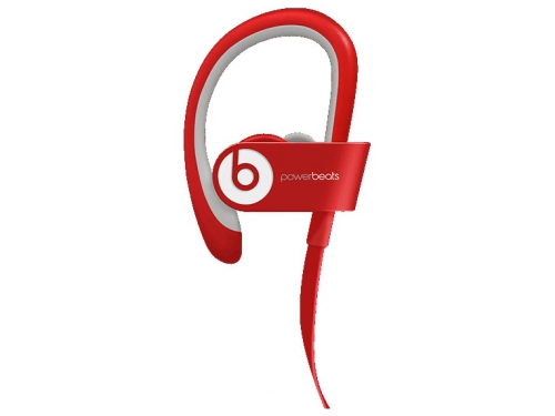 Гарнитура bluetooth Beats Powerbeats2 Wireless, красная, вид 4