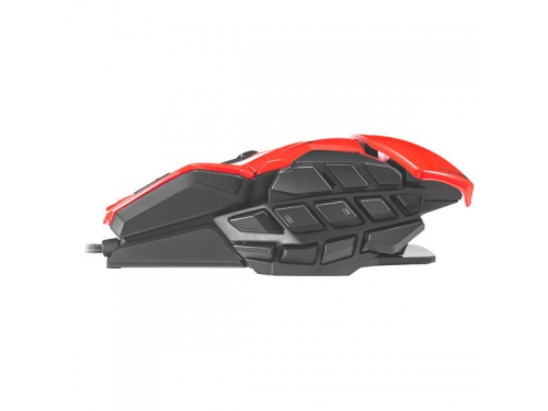 ����� Mad Catz M.M.O. TE Gaming Mouse Red USB, ��� 4