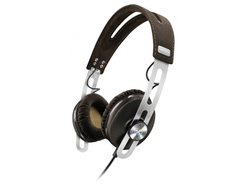 Гарнитура для телефона SENNHEISER Momentum 2.0 On-Ear (M2 OEi), коричневая, вид 1