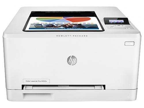 Лазерный ч/б принтер HP Color LaserJet Pro M252n b4a21a, вид 1