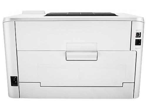 Лазерный ч/б принтер HP Color LaserJet Pro M252n b4a21a, вид 4