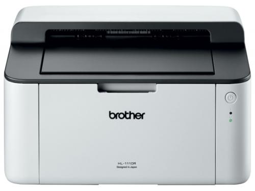 Лазерный ч/б принтер Brother HL-1110R, вид 1