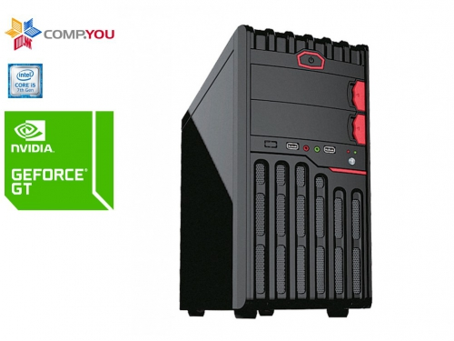 Системный блок CompYou Office PC W155 (CY.532333.W155), вид 1