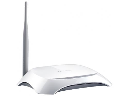 Роутер WiFi ADSL TP-LINK TD-W8901N, вид 2