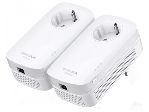 PowerLine-адаптер TP-LINK TL-PA8010P KIT, комплект адаптеров, вид 2
