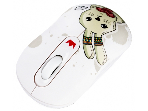 Мышка CROWN CMM-928W (rabbit), вид 1