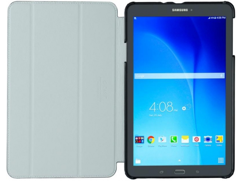 Чехол для планшета G-Case Slim Premium для Samsung Galaxy Tab Е 9.6, белый, вид 5