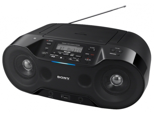 Магнитола Sony ZS-RS70BT, вид 1