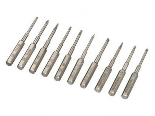 Набор инструментов HAMA UniversalScrew 53052, 10 отвёрточных насадок + рукоять, вид 4