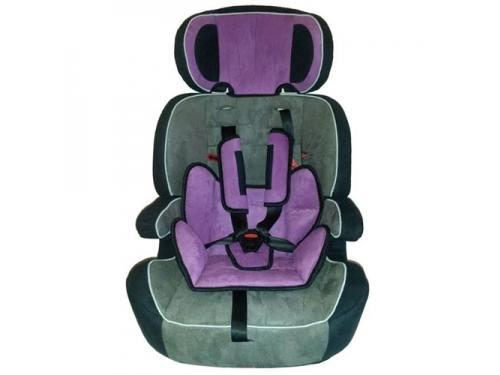 Автокресло Everflo LD-01, пурпурное, вид 1