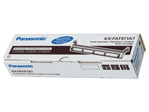 Картридж Panasonic KX-FAT411A, вид 1