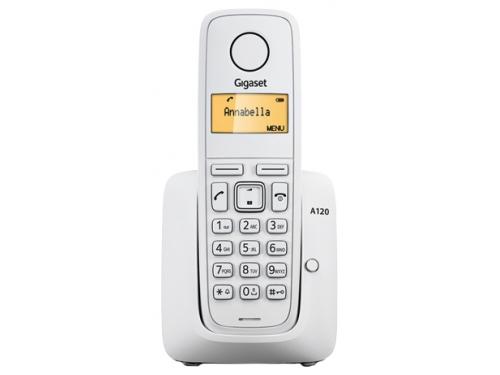 Радиотелефон Siemens Gigaset  A120 Белый, вид 1