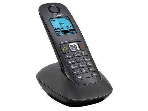 Радиотелефон DECT Gigaset A540 Черный, вид 1