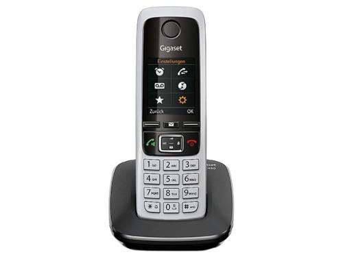 Радиотелефон DECT Gigaset C430 Черный, вид 1