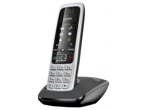 Радиотелефон DECT Gigaset C430 Черный, вид 2