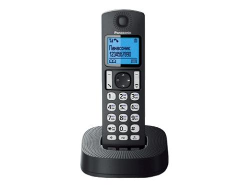 Радиотелефон Panasonic KX-TGC310RU1 Чёрный, вид 1