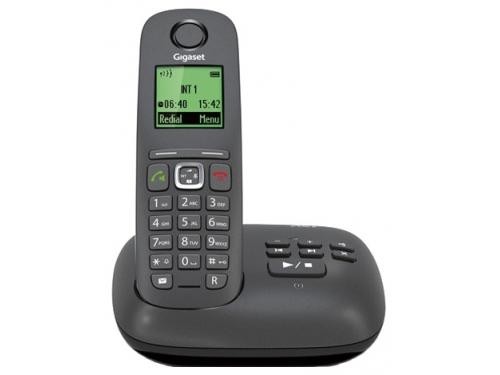 Радиотелефон DECT Gigaset A540A Черный, вид 1