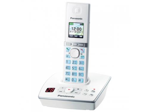Радиотелефон Panasonic KX-TG8061RUW Белый, вид 1