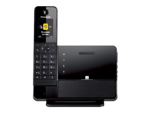 Радиотелефон DECT Panasonic KX-PRL260RUB Черный, вид 1