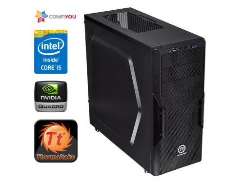 Системный блок CompYou Office PC W155 (CY.453309.W155), вид 1