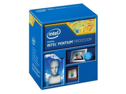 Процессор Intel Pentium G3260 Haswell (3300MHz, LGA1150, L3 3072Kb, Retail), вид 1
