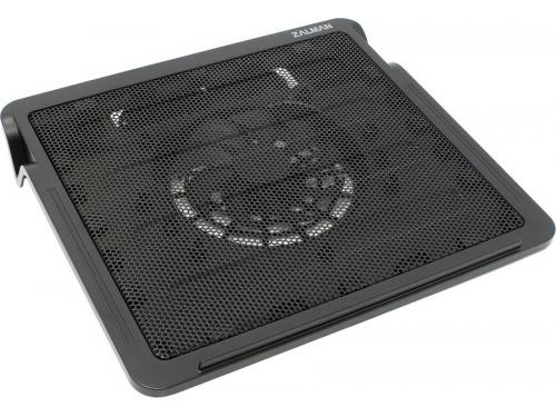 Подставка для ноутбука ZALMAN ZM-NC2 (теплоотводящая подставка, USB), чёрная, вид 1