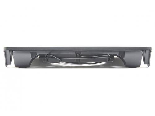 Подставка для ноутбука ZALMAN ZM-NC2 (теплоотводящая подставка, USB), чёрная, вид 3