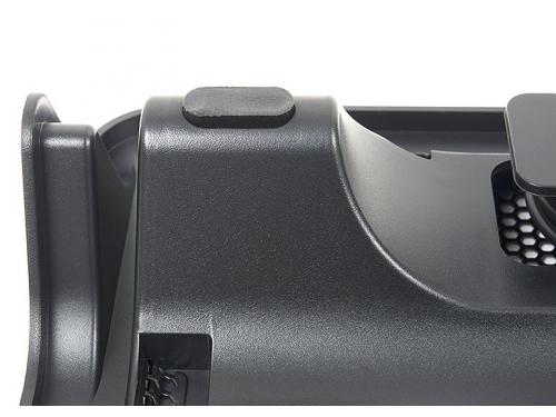 Подставка для ноутбука ZALMAN ZM-NC2 (теплоотводящая подставка, USB), чёрная, вид 4