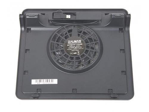 Подставка для ноутбука ZALMAN ZM-NC2 (теплоотводящая подставка, USB), чёрная, вид 9