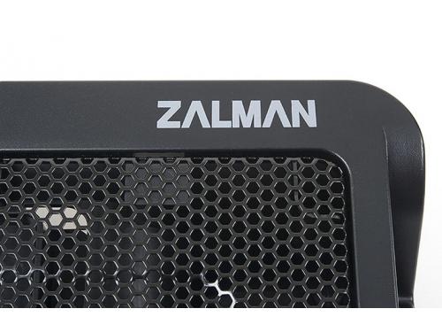 Подставка для ноутбука ZALMAN ZM-NC2 (теплоотводящая подставка, USB), чёрная, вид 7
