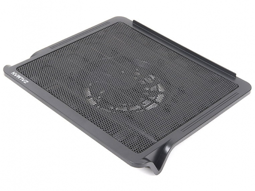 Подставка для ноутбука ZALMAN ZM-NC2 (теплоотводящая подставка, USB), чёрная, вид 2