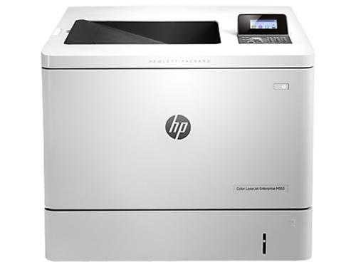Лазерный цветной принтер HP Color LaserJet Enterprise M553dn, вид 1