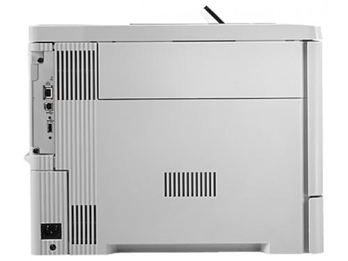 Лазерный цветной принтер HP Color LaserJet Enterprise M553dn, вид 4