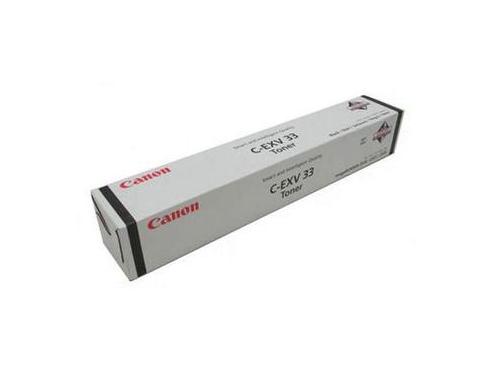 Картридж тонер Canon C-EXV33 Черный, вид 1