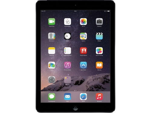 Планшет Apple iPad Air 2 128GB Wi-Fi, Gray mgtx2ru/a, вид 1