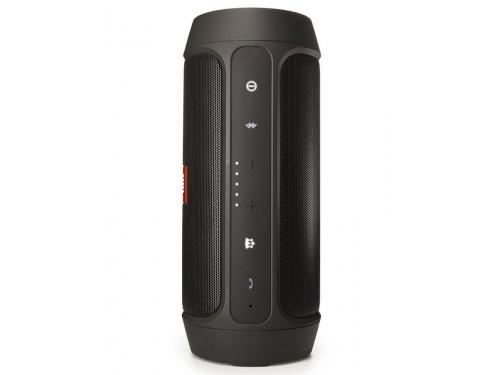 Портативная акустика JBL Charge II Plus, черная, вид 3