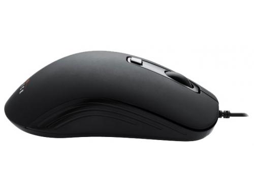 Мышь Oklick 155M Optical mouse, черная / серая, вид 6