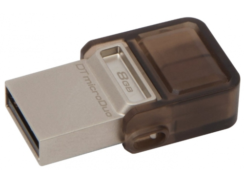 Usb-флешка KINGSTON DataTraveler microDuo 8GB, вид 1