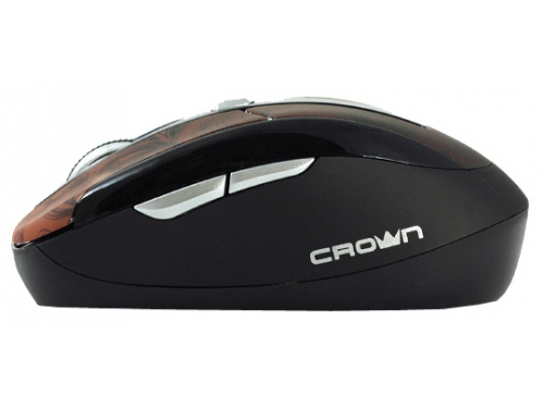 ����� CROWN CMM-927W Brown USB, ��� 3