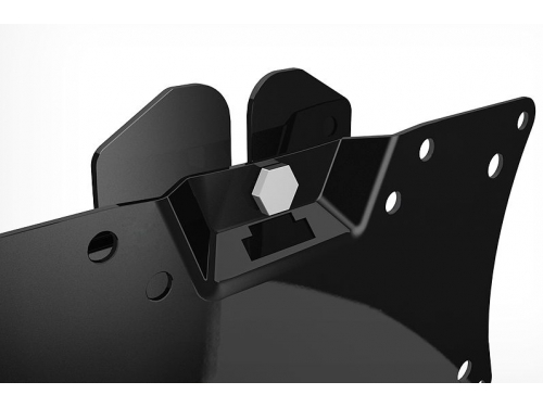 Кронштейн для телевизора Holder LCDS-5060, черный, 19-32'', до 30 кг, настенный с наклоном, вид 2